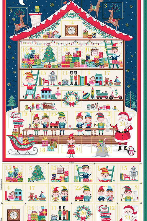 Santa's Workshop Advent