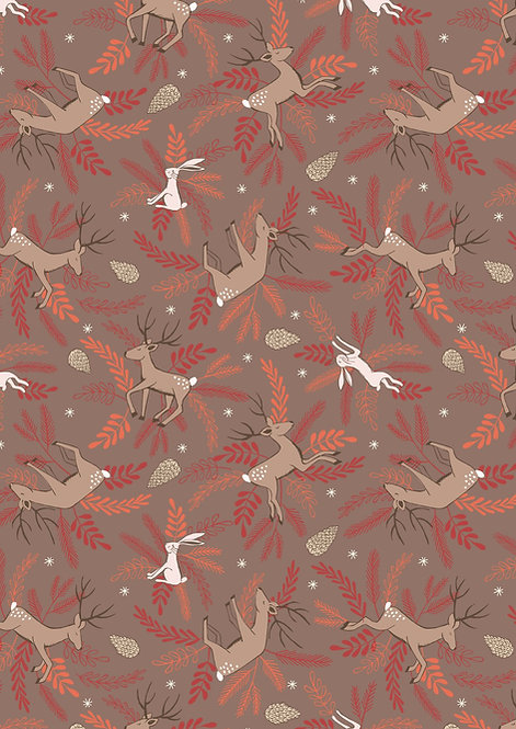 Deer and Hare on earth