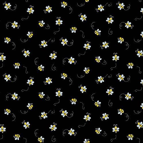Bumble bee black