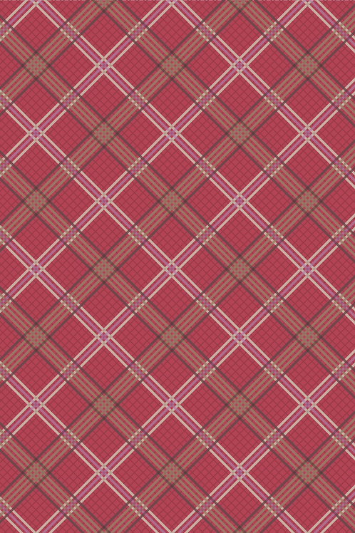 Loch Lewis red check