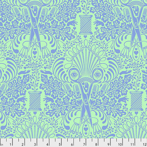Getting Snippy Noon - Tula Pink Homemade - 100% Premium quality quilting cotton