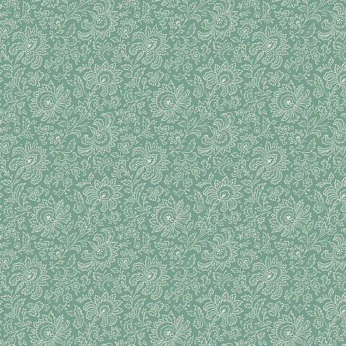 Paisley green
