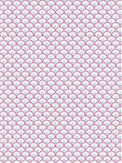 Deco sprig pink