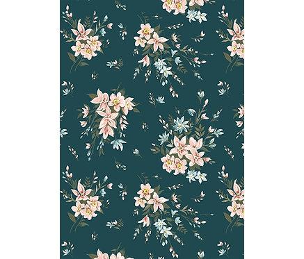 Winterbourne Bouquet Teal