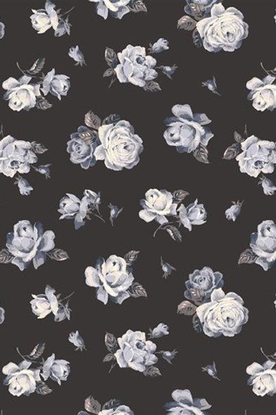 Regent Rose Charcoal