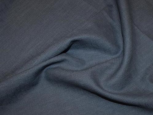 Denim enzyme washed linen