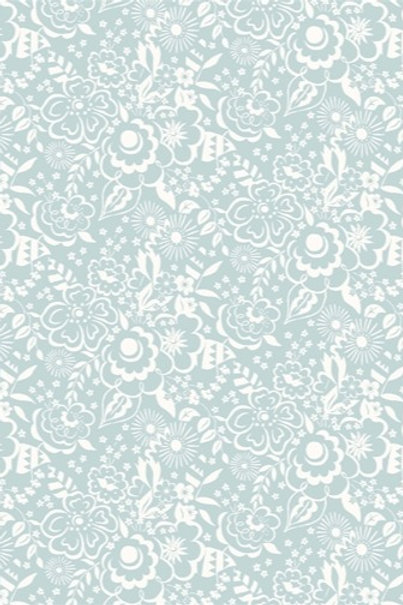 Lindy silhouette dull mint