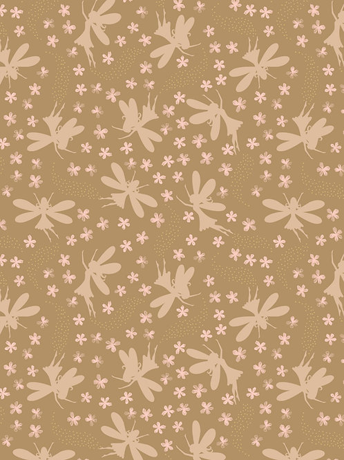 Gold fairies - Gold metallic