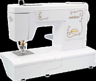 Embelisher - Babylock Mark Pickles Sewing Studio