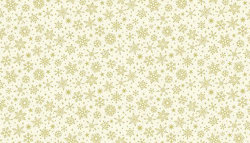 Snowflakes on Cream