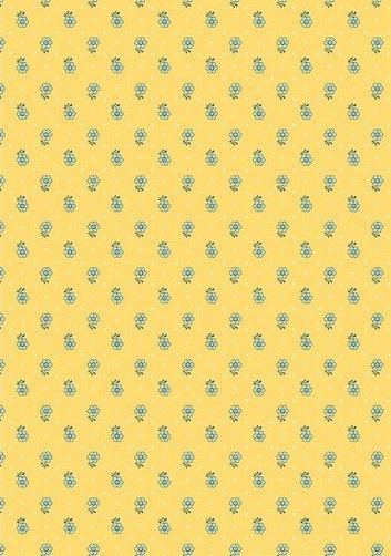 Kingly Sprig Yellow