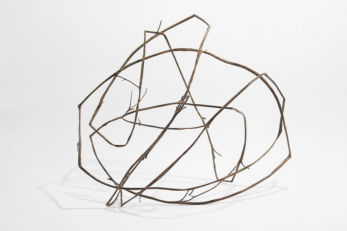 Freddy Morris, Bronze Scupture, Bracken