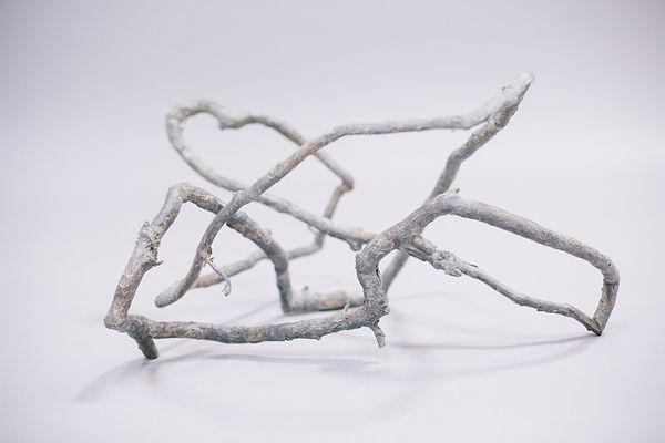 Freddy Morris, Bronze Sculpture, Ivy Tangle