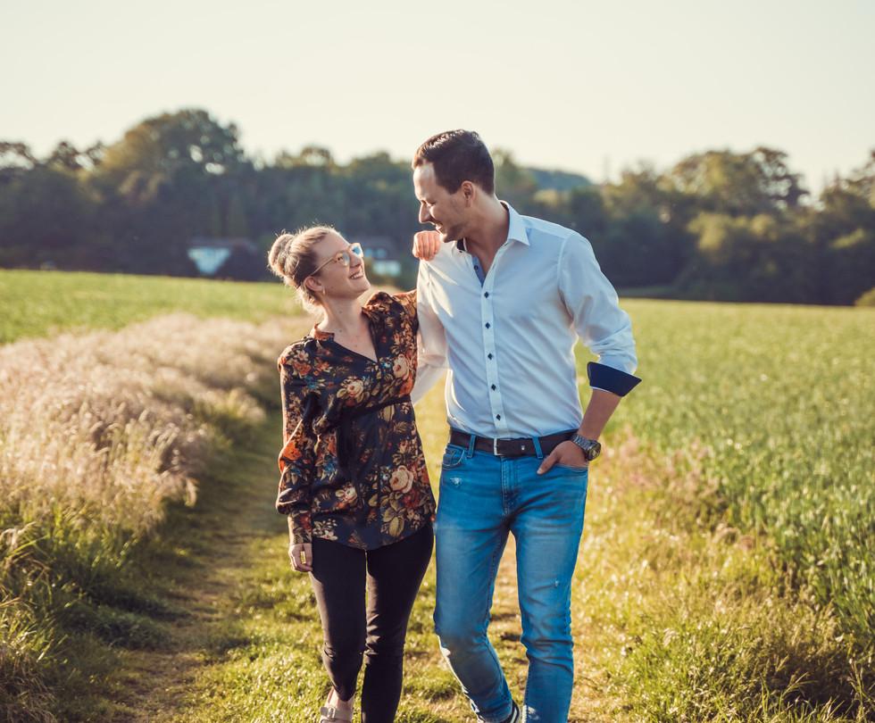 Silke & Fabian - Verlobungsshooting (1).