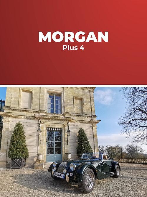Morgan Plus 4 • Stage conduite