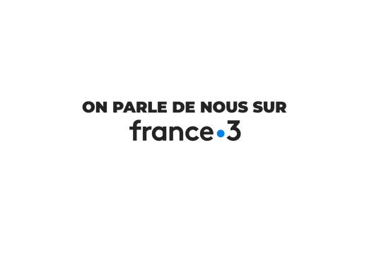 On parle de nous sur France 3 Tours Pres