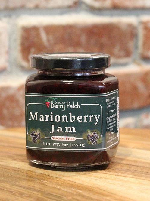 12oz. Sugar Free Marionberry Jam