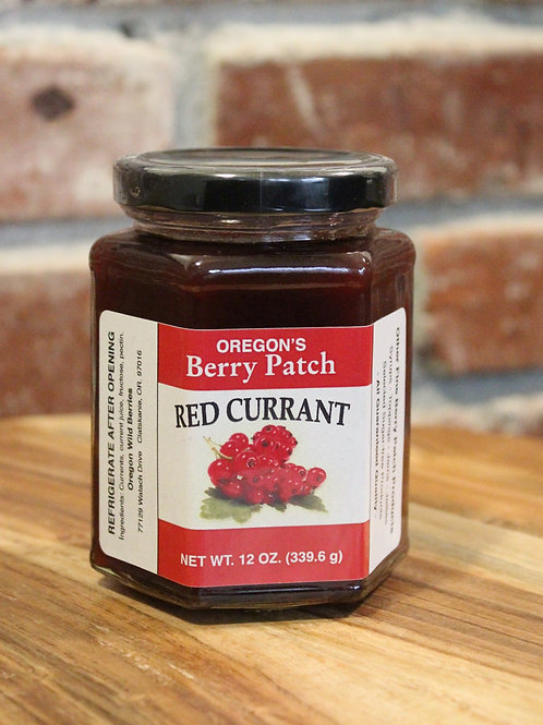 12oz. Red Currant Jam