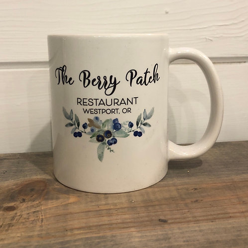 Berry Patch Mug
