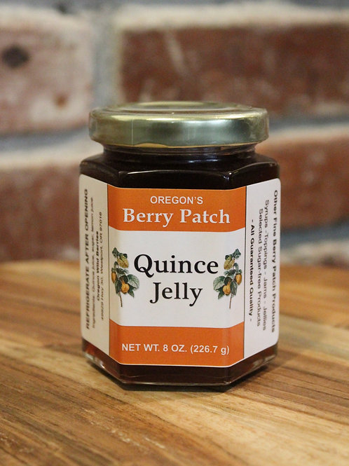 8oz. Quince Jelly
