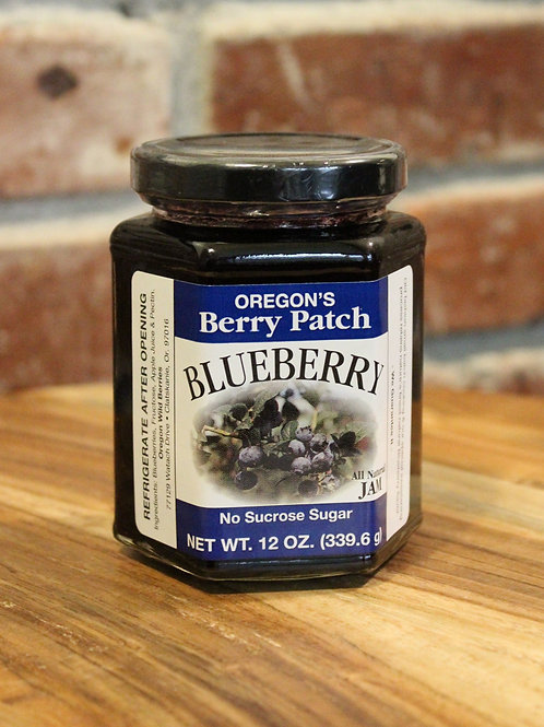 12oz. Blueberry Jam