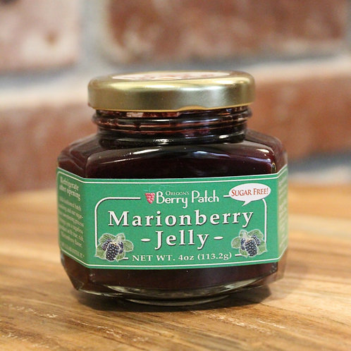 9oz. Sugar Free Marionberry Jelly