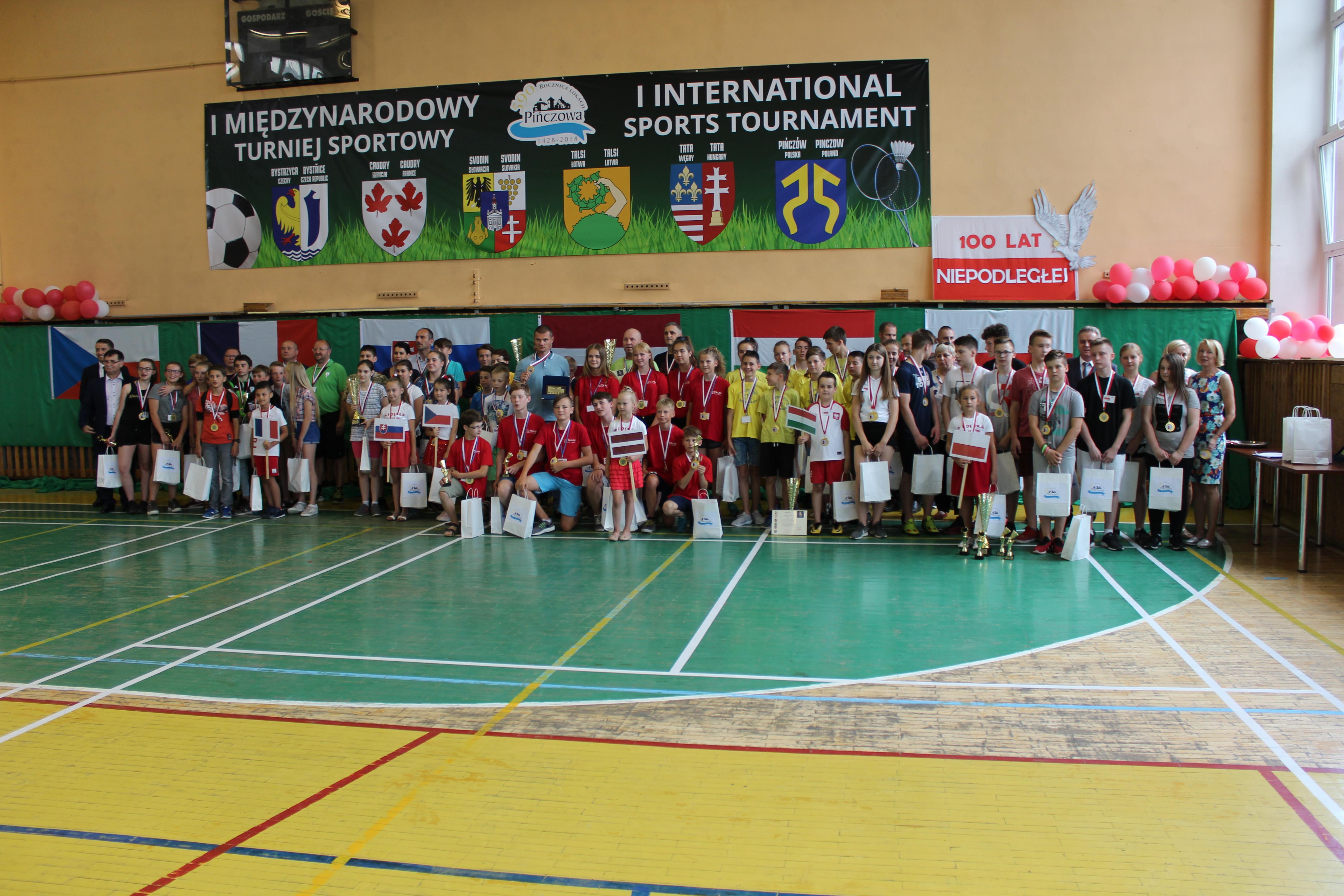 Turniej Międzynarodowy