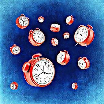La notion de temps chez les plus jeunes