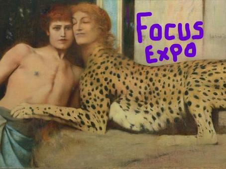 Focus Expo Fernand Khnopff jeudi 21/02
