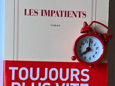 Top lecture : Les Impatients de Maria Pourchet