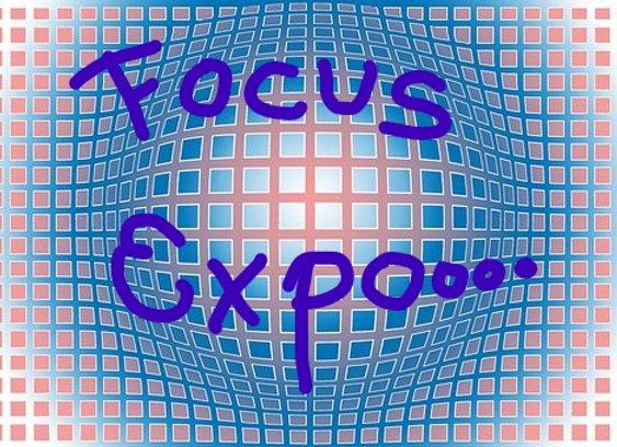 Focus Expo Vasarely 21/03/19 à 11h