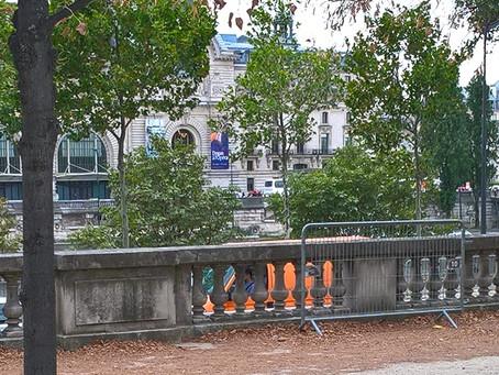 Focus expo de la rentrée ! 3/09 Berthe Morisot ***Complet***