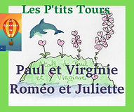 P'tits Tours Paul et Virginie-Roméo et Juliette