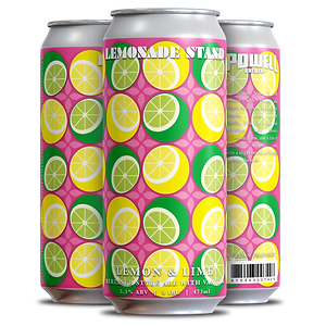 LEMONADE STAND 2021 - 4 pack Cans (3 Dif