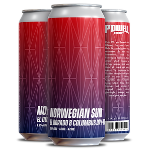 NORWEGIAN SUN - 4 pack Cans (3 Different