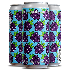 BLACKBERRY BELLE - 4 pack Cans (3 Differ