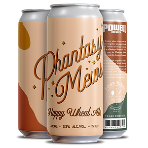 PHANTASY MEWS - 4 pack Cans (3 Different
