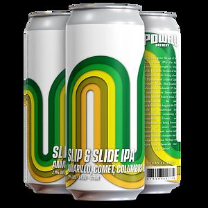 SLIP N SLIDE IPA - 4 pack Cans (3 Differ