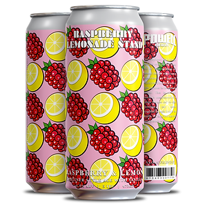 RASPBERRY LEMONADE STAND - 4 pack Cans (3 Different Sides) copy.png