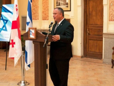 Event dedicated to the European Days of Jewish Culture held in Tbilisi by Israeli House