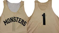 Monsters Basketball