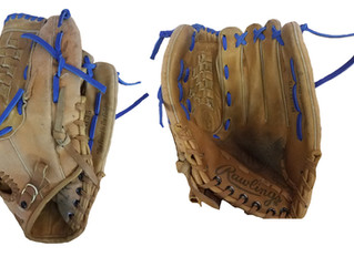 Glove Repair and Conditioning