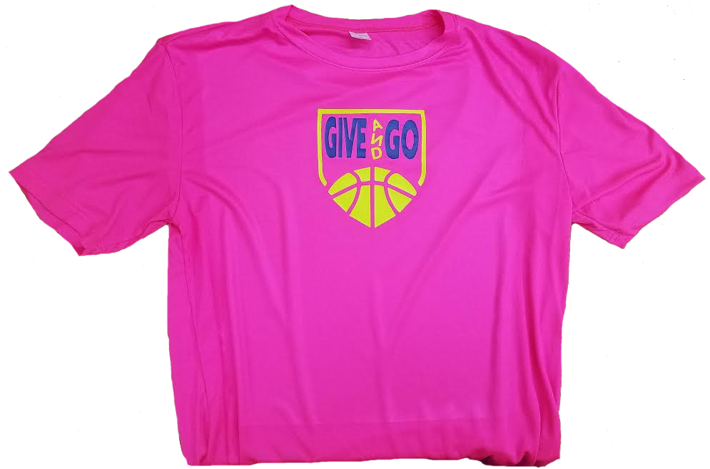 Give and Go Basketball