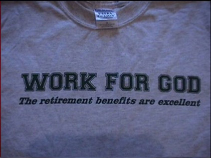 C3 - Work For God
