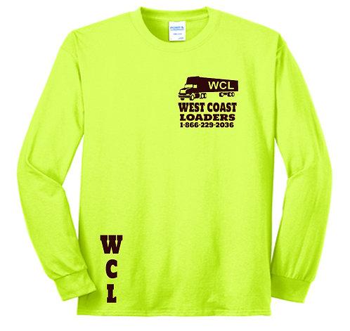WCL Custom Long Sleeve Tee