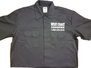West Coast Loaders Work Wear