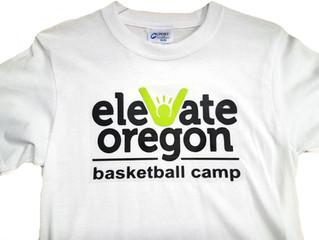 Basketball Camp Tees