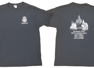 Custom Choir Tees