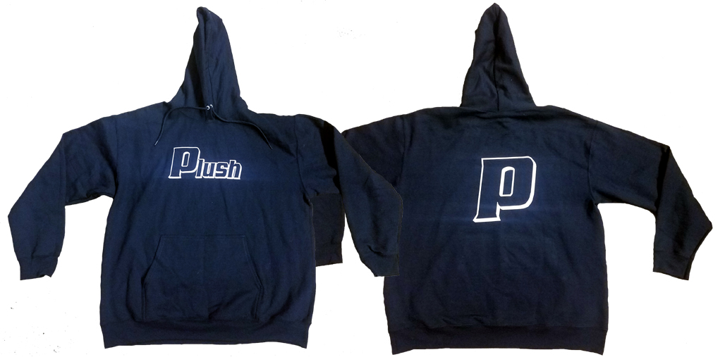Plush Hoodies