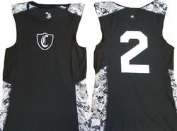 Caballeros Basketball Jersey